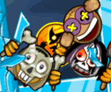 Roly-Poly Monsters 2